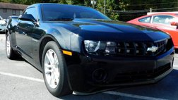 2013 Chevrolet Camaro LS