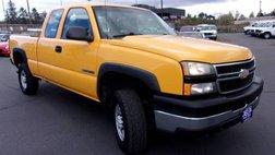2006 Chevrolet Silverado 2500HD LT2