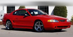 1997 Ford Mustang SVT Cobra Base