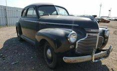 1941 Chevrolet 1941 CHEVROLET MASTER DELUXE