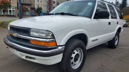 2001 Chevrolet Blazer TrailBlazer