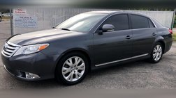 2012 Toyota Avalon 4dr Sdn (Natl)