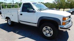 1996 Chevrolet C/K 2500 K2500 Silverado