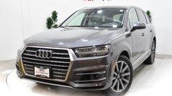 2019 Audi Q7 3.0T quattro Prestige