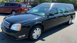 2004 Cadillac DeVille Funeral Herse