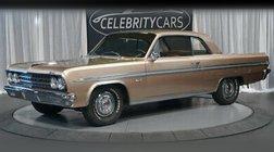 1963 Oldsmobile Methanol injected V8