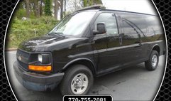 2003 Chevrolet Express Cargo Van 3500