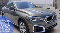 2020 BMW X6 sDrive40i