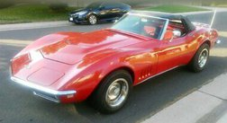 1968 Chevrolet Corvette 1968 Chevrolet Corvette Stingray Factory 427 Car