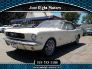 1966 Ford Mustang 2dr Convertible