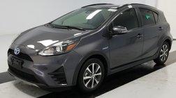 2019 Toyota Prius c LE (Natl)