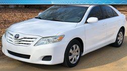 2011 Toyota Camry LE 5-Spd AT