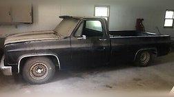 1986 Chevrolet C/K 10 Series C10