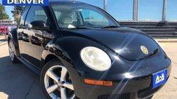 2008 Volkswagen New Beetle Triple White PZEV