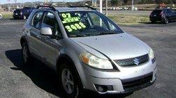 2007 Suzuki SX4 Crossover Base
