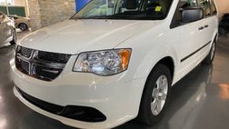 2012 Dodge Grand Caravan American Value Pack