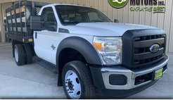 2013 Ford Super Duty F-450 2WD Reg Cab 141