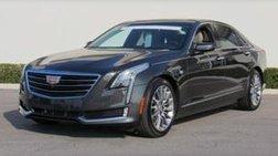 2016 Cadillac CT6 2.0T Luxury