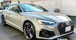 2020 Audi S5 3.0T quattro Prestige