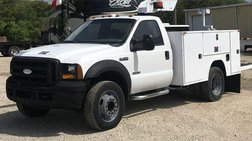 2006 Ford Super Duty F-450 Reg Cab 141