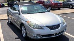 2004 Toyota Camry Solara
