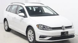 2019 Volkswagen Golf SportWagen 1.8T S 4Motion