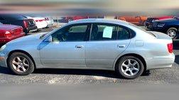 2004 Lexus GS 300 Base