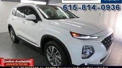 2019 Hyundai Santa Fe Limited Edition