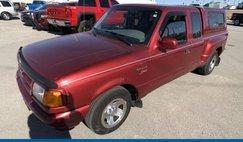 1997 Ford Ranger Splash