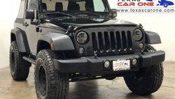 2012 Jeep Wrangler Sport