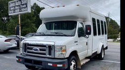 2009 Ford E-Series Chassis E-350 SD