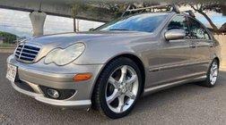 2007 Mercedes-Benz C-Class C 230 Sport
