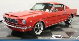 1966 Ford Mustang Fastback Restomod