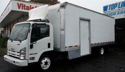 2014 Isuzu 23 FOOT BOX TRUCK, GAS, 67K MILES