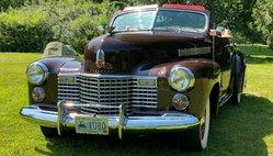 1941 Cadillac 4DR