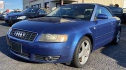 2005 Audi A4 3.0 quattro