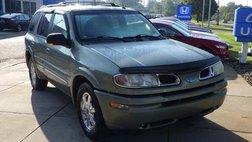 2004 Oldsmobile Bravada Base