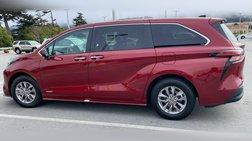 2021 Toyota Sienna XLE 7-Passenger