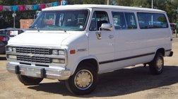 1992 Chevrolet Sportvan G30 Beauville