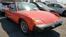 1975 Porsche CLEAN TITLE, RUNS AND DRIVES