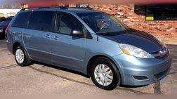 2008 Toyota Sienna CE FWD 8-Passenger Seating