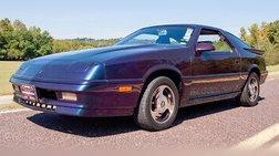 1987 Dodge Daytona Shelby Turbo Z