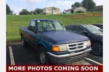 1996 Ford Ranger XLT