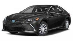 2022 Toyota Camry Hybrid LE