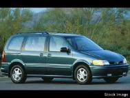 1999 Oldsmobile Silhouette GL