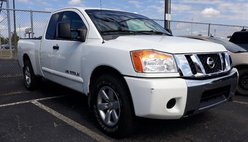 2008 Nissan Titan SE FFV