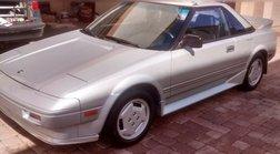 1986 Toyota MR2 Base