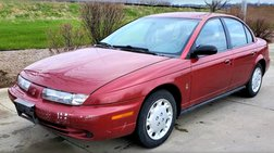 1997 Saturn S-Series SL2