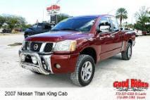 2007 Nissan Titan SE King Cab