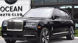 2021 Rolls-Royce Cullinan Base